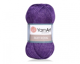 Silky Royal (35% Силк Район, 65% Мерино Вул) - 140м / 50г