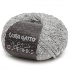 ALPACA SUPERFINE (93% альпака, 7% нейлон) - 70м / 50г